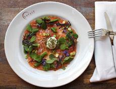 Gravlax Plate