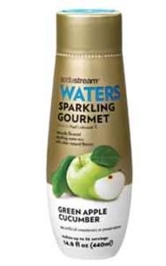 Sodastream Waters - Green Apple Cucumber