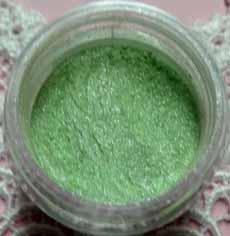 Green Pearl Lustre Dust