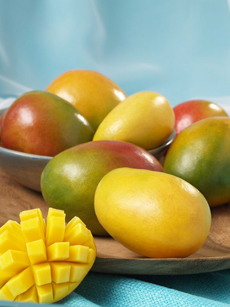Bowl Of Mango