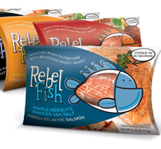 Rebel Fish Packages