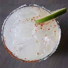 Cocktail Rim Half Salt Half Tajin