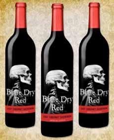 Bone Dry Cabernet Halloween Wine
