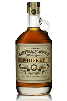 The Legendary Hatfield & McCoy Whiskey