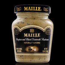 Maille Hazelnut Chanterelle Mustard