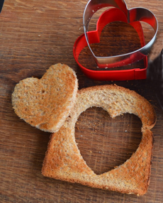 Valentine Toast