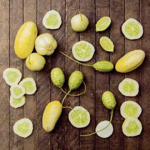Heirloom Cucumber Varieties