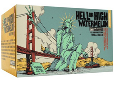 Hell Or High Water Watermelon Beer