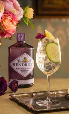 Hendrick's Midsummer Solstice Gin