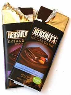 Hershey's Extra Dark Chocolate Bar