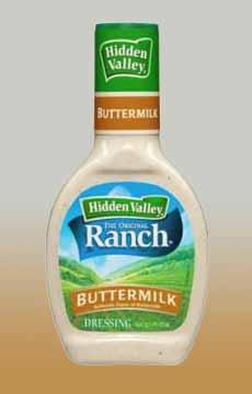 Hidden Valley Ranch Dressing