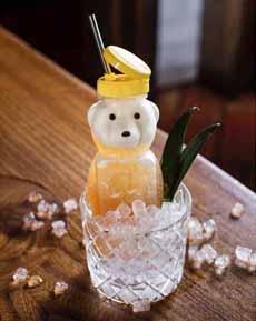 Honey Bear Cocktail