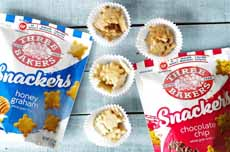 Three Bakers Snackers Crackers