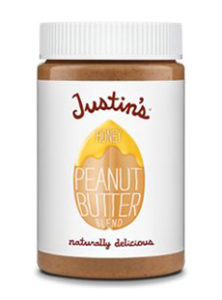 Justin's Honey Peanut Butter Jar