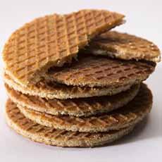 Honey Stinger Waffle Crackers