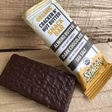 Honey Stinger Cracker Sandwich