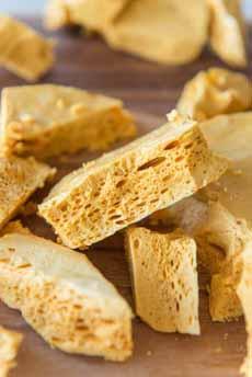 Honeycomb Candy Recipe