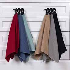 Ritz Hook and Hang Towels