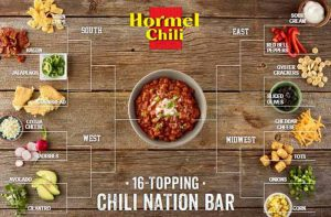 Hormel Chili Toppings