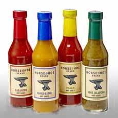 Horseshoe Brand Hot Sauce