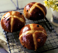 Good Friday Buns