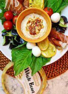 Hummus Antipasto Plate