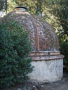 Pitti Palace Ice House