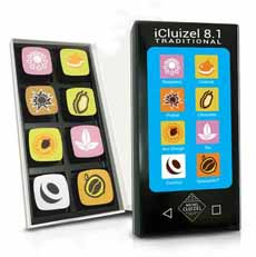 iCluizel 8.1 Chocolate Phone