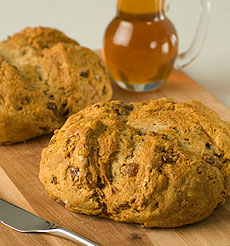 Irish Soda Bread With Honey