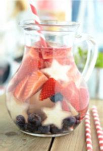 July 4th Sangria Recipe