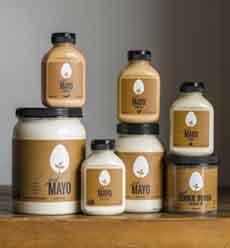 Just Mayo Bottles