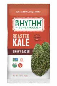 Bacon-Flavored Kale Chips
