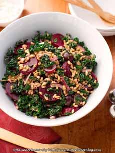Kamut Kale Salad
