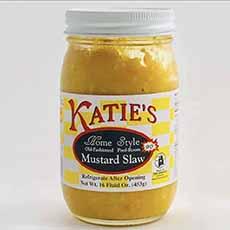 Katie's Mustard Slaw