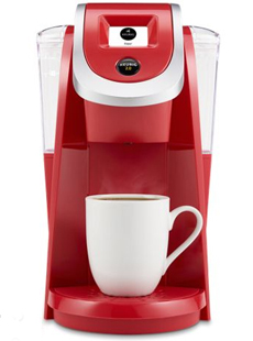Keurig Pantone Red Brewer