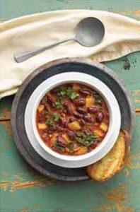 Bean & Squash Soup