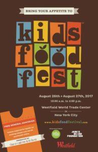 2017 Kids Food Festival