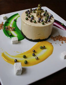 Deconstructed King Cake