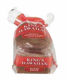 King's Hawaiian Sliced Loaf