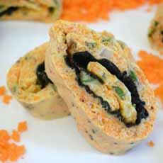 Korean Omelet Roll
