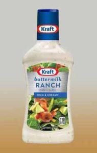 Kraft Buttermilk Ranch Dressing