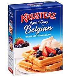 Krusteaz Buttermilk Waffle Mix