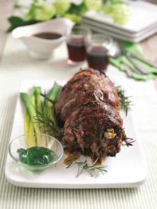 Lamb With Mint Jelly
