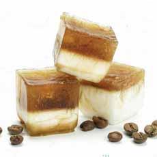 Latte Ice Cubes
