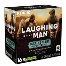 Laughing Man Coffee