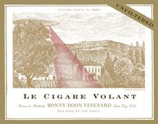 Le Cigare Volant Label