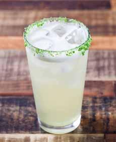 Lemonade With Zest Rim