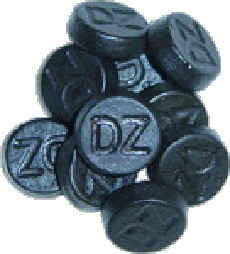 Licorice Disks