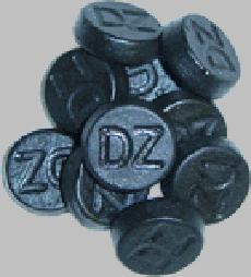 Licorice Disks