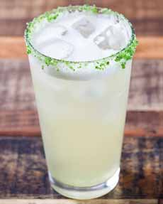 Limemade Lime Zest Rim